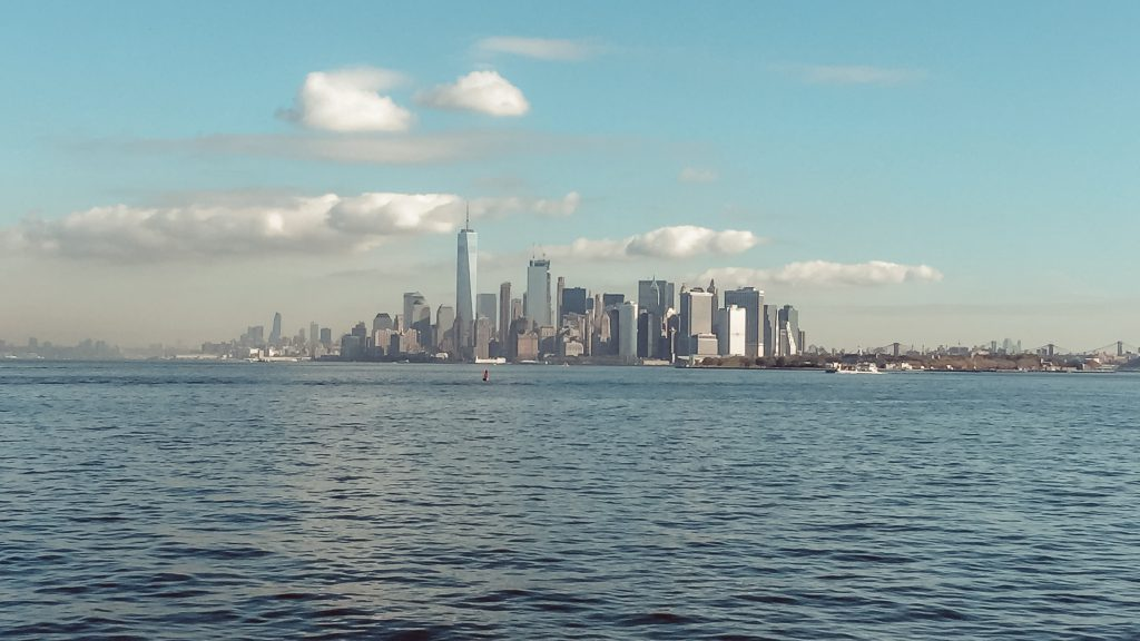 New York Skyline travel guide