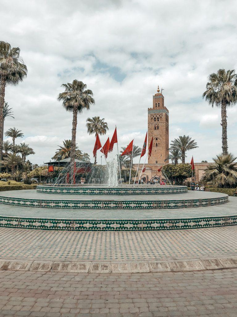 Marrakesch City