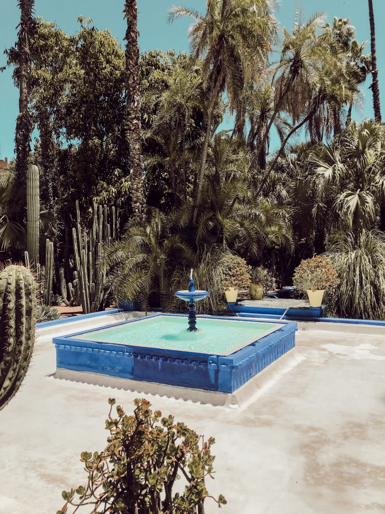 Marrakesch Jardin Majorelle