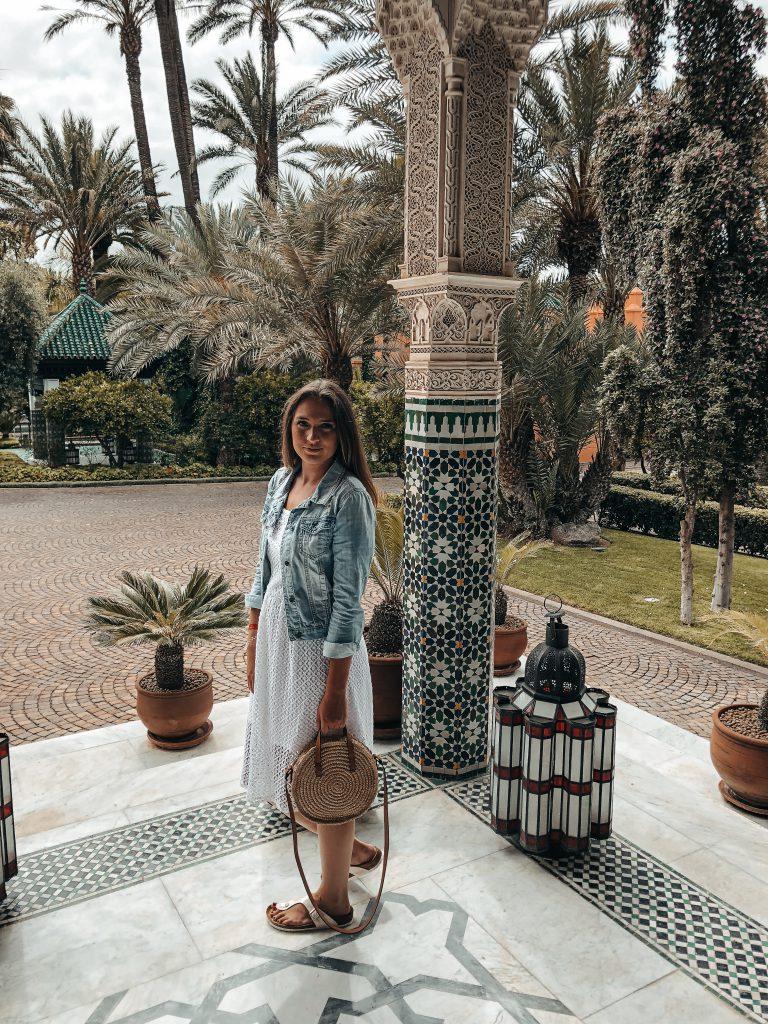 Marrakesch La Mamounia Kim Drew