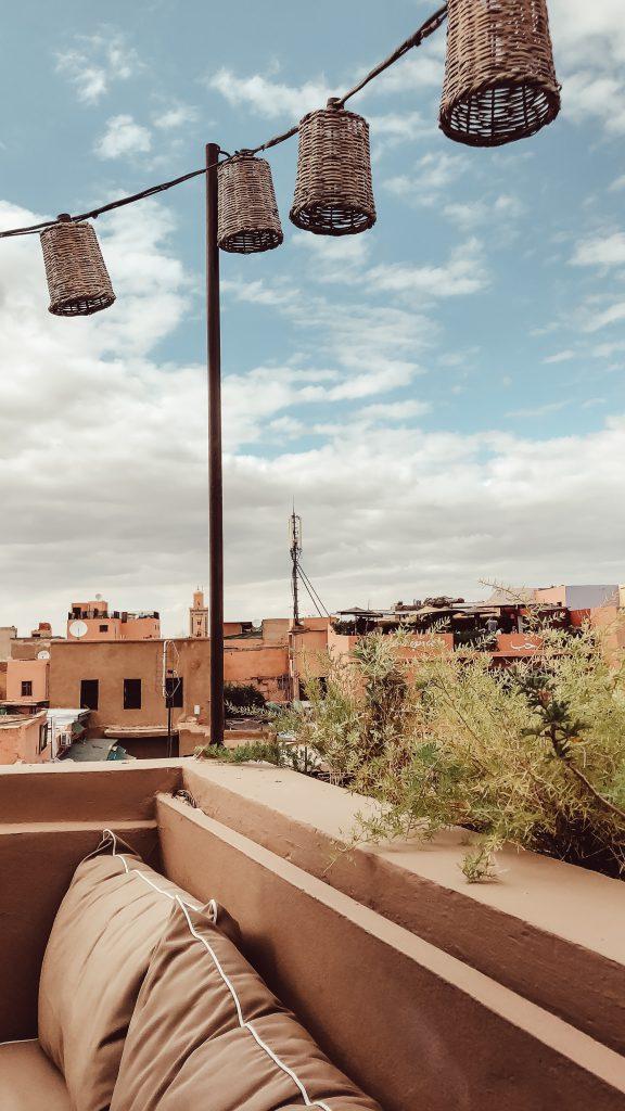 Marrakesch Restaurant Nomad