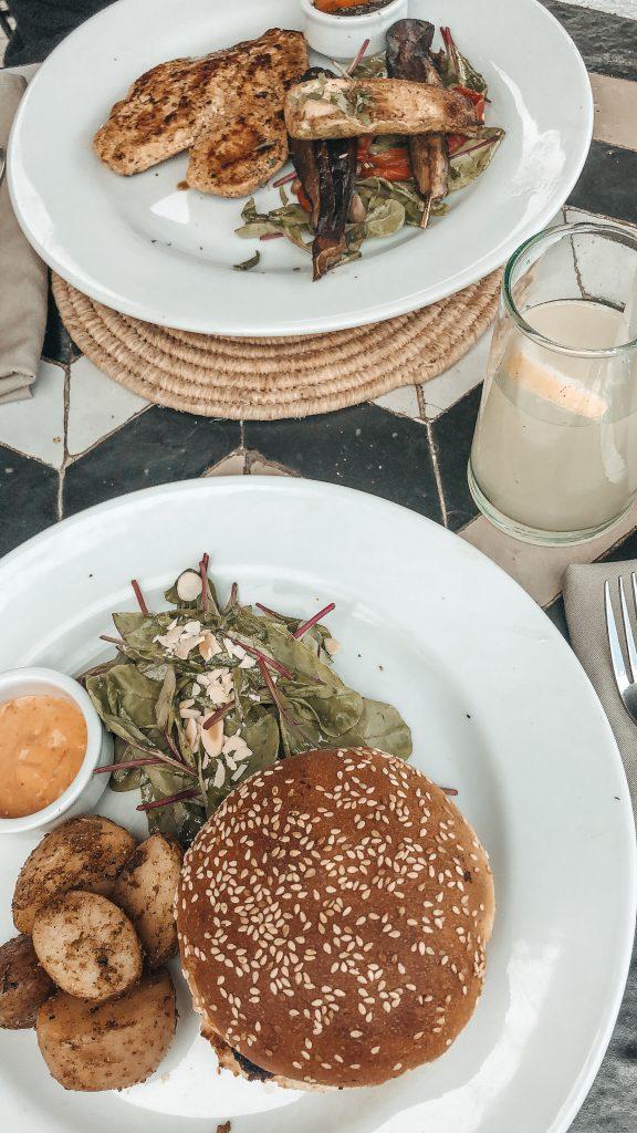 Marrakesch Restaurant Nomad Essen