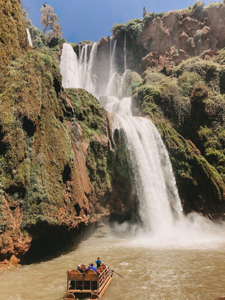 Marrakesch Ouzoud Falls