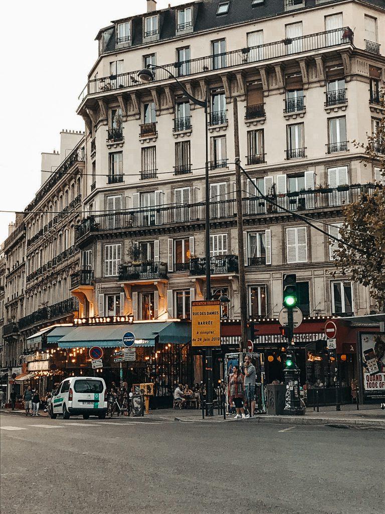 Paris Place de Clichy