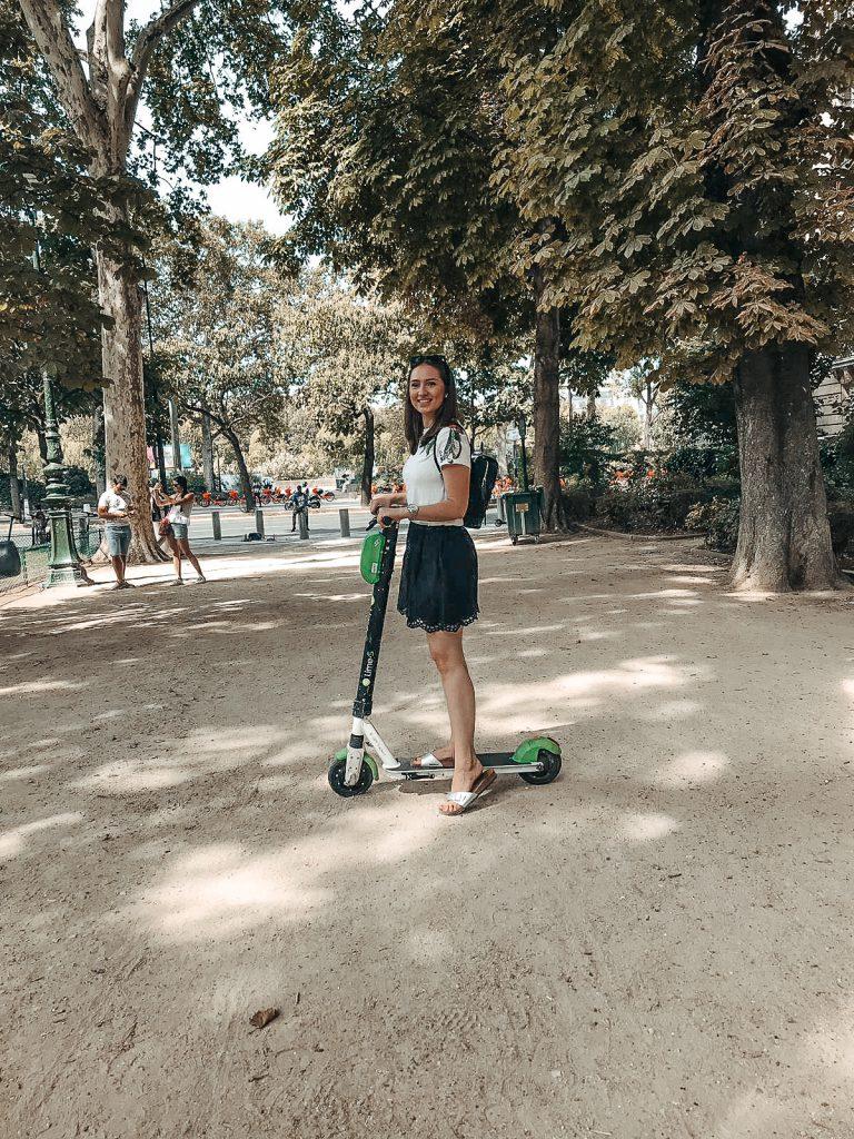 Paris E-Scooter