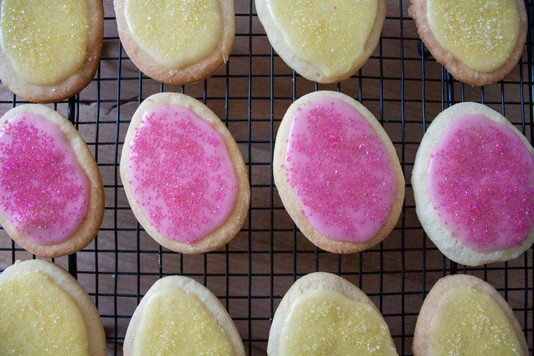 Leckere Sugar Cookies zu Ostern